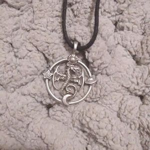 Accessories - Celestial Dragon Necklace